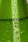 flaskan tappar texturvatten Fotografering för Bildbyråer