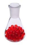 flaskapills Fotografering för Bildbyråer