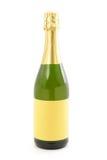 flaskchampagne Fotografering för Bildbyråer