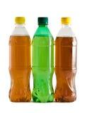 flaskdrinkplast- tre royaltyfri foto
