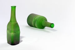 flaskexponeringsglas Royaltyfri Foto