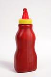 flaskketchup Arkivbilder