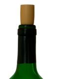 flaskkork Arkivfoto