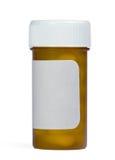 flaskläkarbehandling Arkivbild