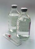 flaskläkarundersökning Arkivbilder