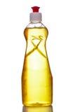 flaskmaträttvätskeplastic tvätt Arkivfoton