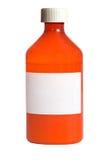 flaskmedicin Royaltyfri Bild