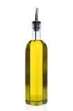 flaskoljeolivgrön Arkivfoton