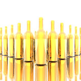 flaskor Royaltyfria Bilder