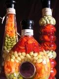 Flaskor 2 Arkivbild