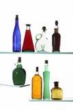 Flaskor arkivbilder
