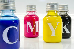 Flaskor Royaltyfri Bild