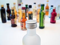 flaskor Royaltyfri Fotografi