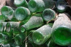 flaskor Arkivbild