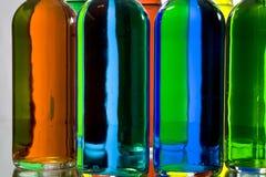 flaskor royaltyfria foton