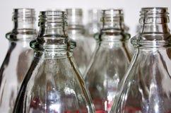 flaskor tömmer royaltyfria bilder