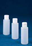 flaskor tömmer tre Royaltyfria Foton