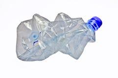 flaskplast- Royaltyfri Bild