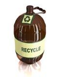 flaskplast- Arkivfoton