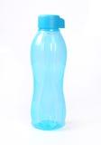 flaskplast-vatten Arkivfoto