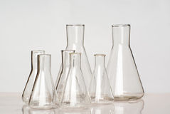 Flasks. Stock Images
