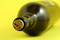 flaskwine Arkivbild