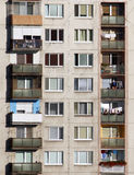 Flat. Abstract image of flat built in communism era Stock Photo