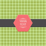 Flat Background Variant One Royalty Free Stock Image