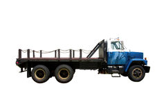 Flat Bed Side isolated Stock Photography