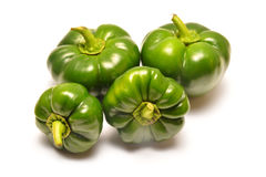 Flat pepper Royalty Free Stock Photography