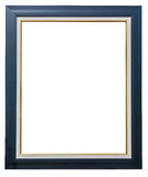 This flat black frame Stock Images