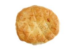 Flat bread. Royalty Free Stock Image