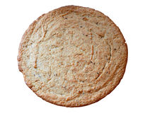 Flat bread with caraway Stock Photo