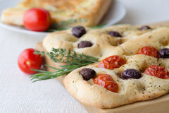 Flat bread Royalty Free Stock Image