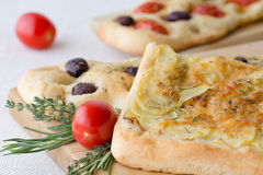 Flat bread Royalty Free Stock Photo