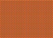 Flat brick wall background. Vector illustration. Eps 10 vector illustration