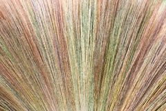Flat broom for cleaning, sweeping background, texture. Flat broom for cleaning, sweeping made from plants background, texture royalty free stock photo