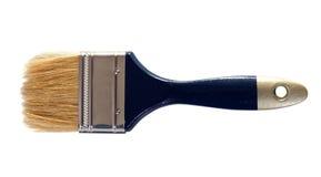 Flat  brush. Isolated on white Royalty Free Stock Photography