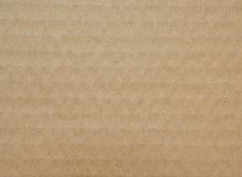 Flat cardboard background Royalty Free Stock Images