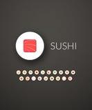 Flat design modern of brand identity style Stock Photo