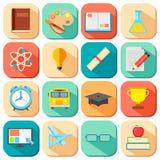 Flat Education Icon vector illustration