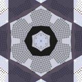 Flat ethnic seamless pattern. Royalty Free Stock Photography