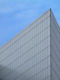 Flat gray wall Stock Photo