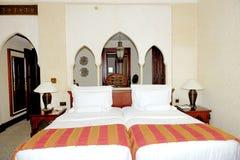 Flat in het Arabische hotel van de stijlluxe Royalty-vrije Stock Foto's