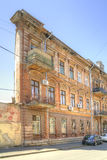 Flat or house Witch House. Odessa Royalty Free Stock Photo