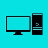 Flat Icon Stock Image