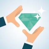 Flat illustration about achievement design Stock Photo