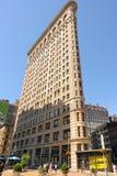 Flat Iron Building Stock Image