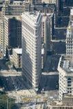 Flat Iron Building Stock Images