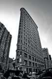 Flat Iron building in Manhattan New York City Royalty Free Stock Photography